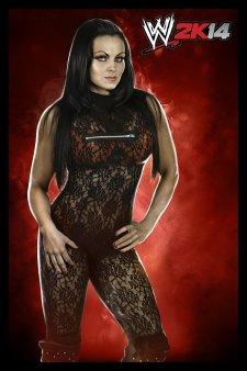WWE 2K14 artwork roster Superstars divas 25.09 (2)