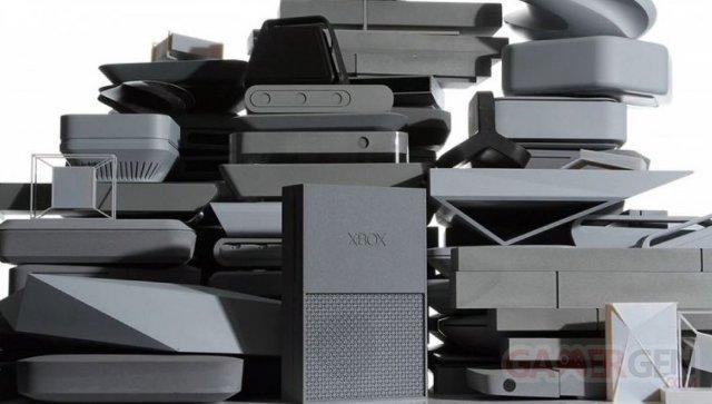 xbox concepts prototypes models