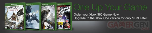 xbox one 360 amazon promotion offre