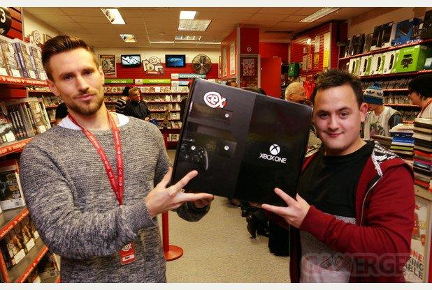 Xbox One anarque Petes.