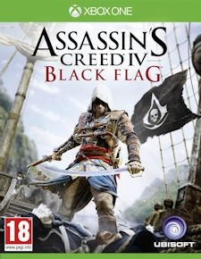 Xbox One Assassin's creed IV