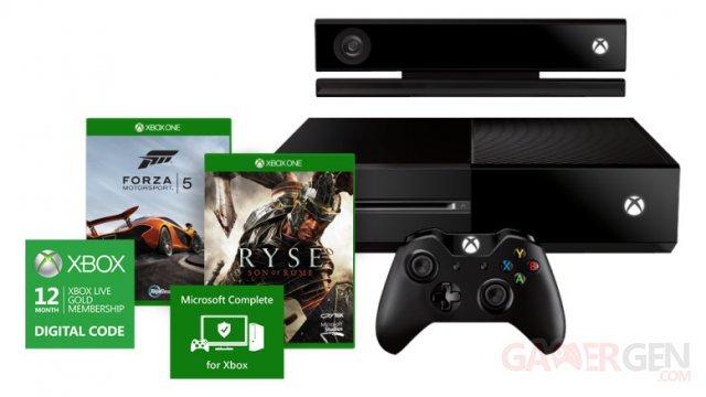 Xbox one bundle noel 2013