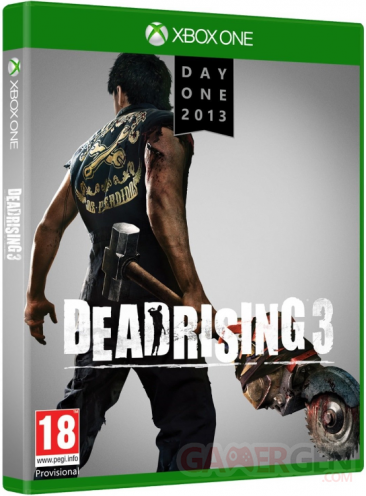 Xbox one dead rising day one edition