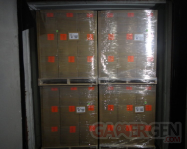xbox one palette usine