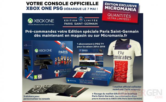 Xbox One PSG Micromania