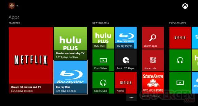 Xbox One Screens dashboard 9