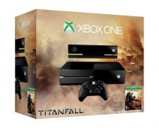 Xbox One Titanfall pack bundle image