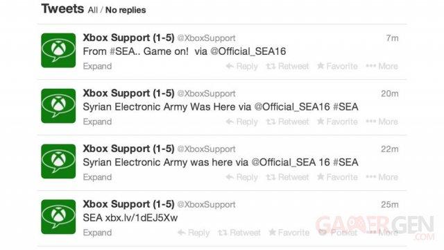 Xbox support hack SEA