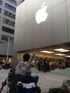 xxxprius-attente-apple-store-ginza