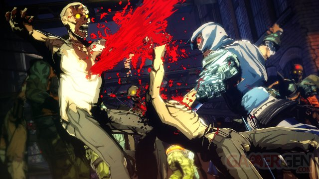 Yaiba Ninja Gaiden Z images screenshots 15