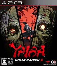 Yaiba Ninja Gaiden Z jaquette (1)