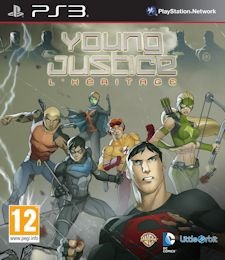 Young Justice ps3