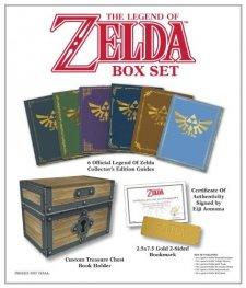 Zelda Coffret collector Guides 3